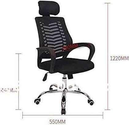 Chaise de Bureau Confortable et basculante image 1