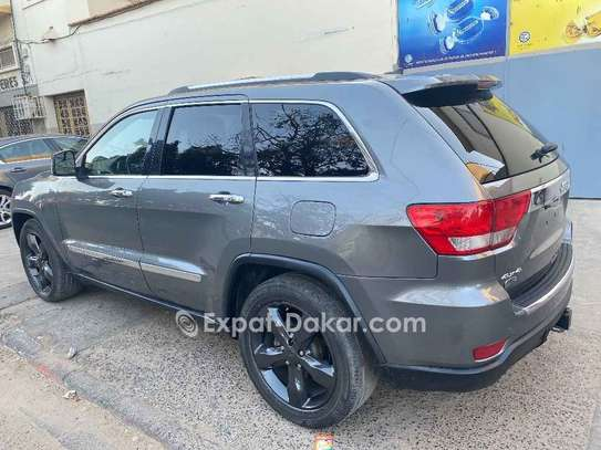Jeep Grand Cherokee 2012 image 4