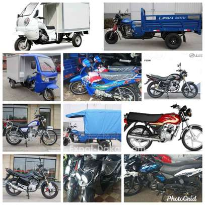 Motos tricycles image 1