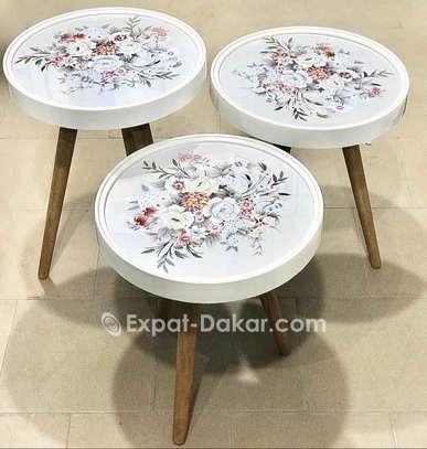3 pièces tables image 3