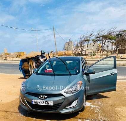 Hyundai Elantra Gt 2014 image 1