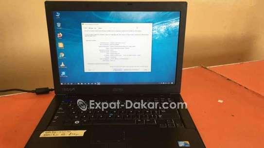 Dell latitude e 6410  core i5 4go 250 go image 1