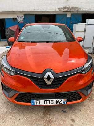 Renault Clio 5 rs line année 2020 4900km essence manuelle vehicule neuf image 1