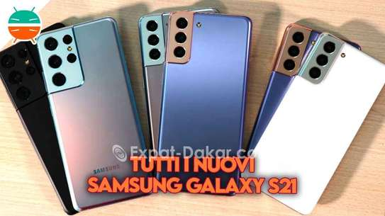 Samsung galaxy S21+ image 2