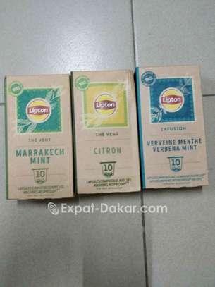 Lipton capsules de THÉ pour machine à café image 2