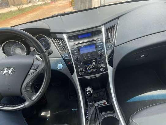 Hyundai Sonata 2.0T 2012 image 6
