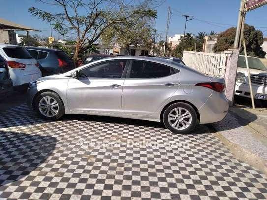 Hyundai Avante 2014 image 5