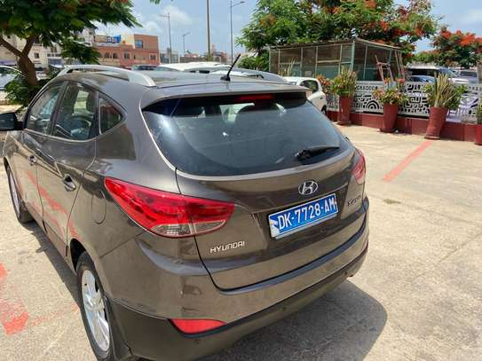 Hyundai tucson 2011 image 2