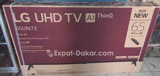 TV LG - Ecran 65 pousse 164 CM '' - 4k UHD WiF image 3