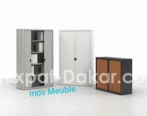 Rangement bureau 2 et 3 portes image 3