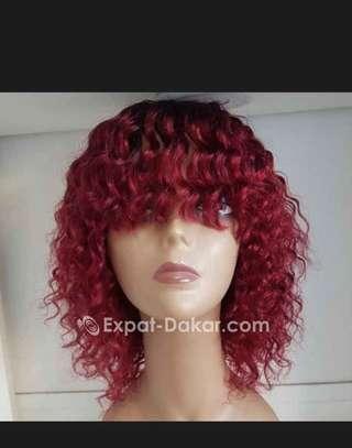 Confection de perruques image 2