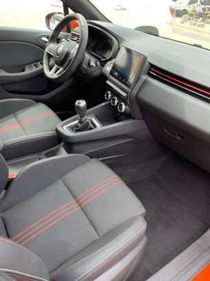 Renault Clio 5 rs line année 2020 4900km essence manuelle vehicule neuf image 7
