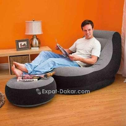 Sofa canapé gonflable INTEX image 2