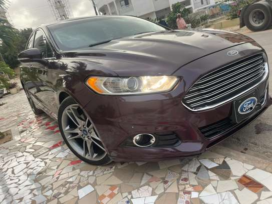 Ford fusion image 5