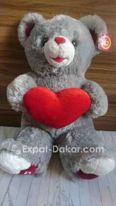 Nounours teddy is Lover image 2