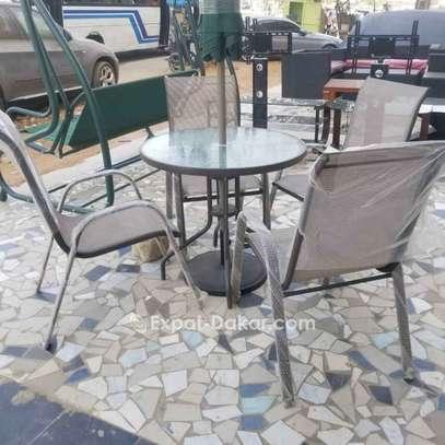 Table jardin image 1