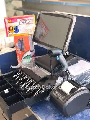 Caisse enregistreuse tactile et logiciel POS image 1