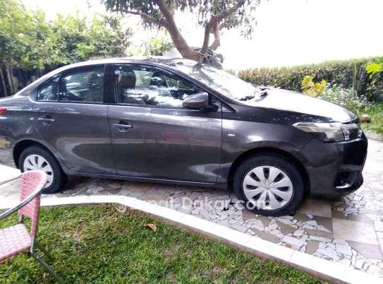 Toyota Yaris 2014 image 1
