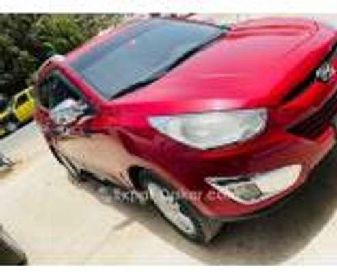 Hyundai Ix35 2014 image 2