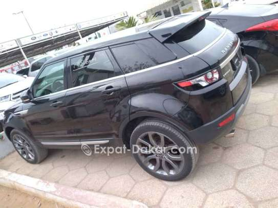 Range Rover Evoque 2013 image 5