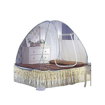 Tente Moustiquaire Baldaquin - Lit de 3 Places image 1