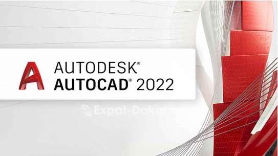 Autocad 2022 FOR Mac OS image 1