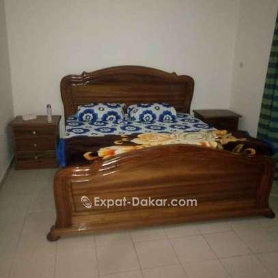 Chambres meublées a la cité Alioune Sow image 1