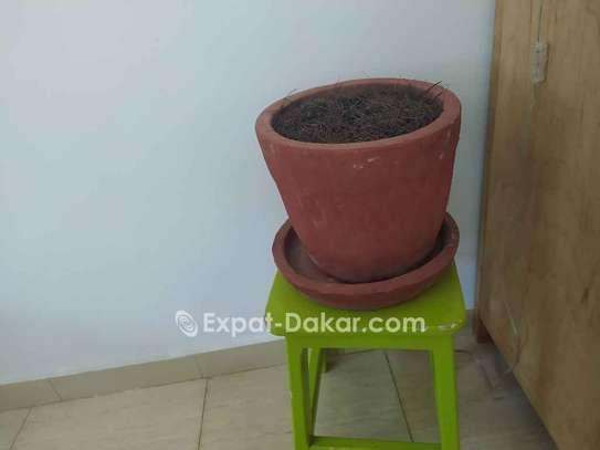 Ensemble de pots de fleurs plusieurs tailles image 2