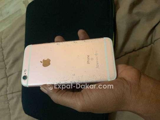 IPhone 6s Rose 64 Go image 4