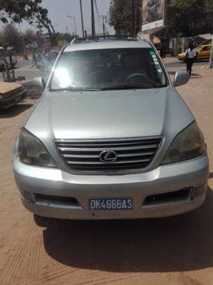 vend voiture 4x4 lexus gx 470 image 1