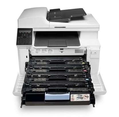 Imprimante HP laserjet pro MFP 183 fw laser multifonction image 3