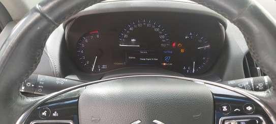 Wanter korité Cadillac 2014 image 7
