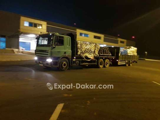 Camion double caisson image 5