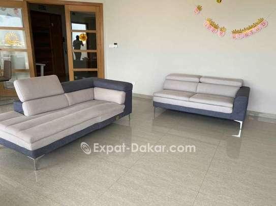 Canapé d'angle moderne image 2