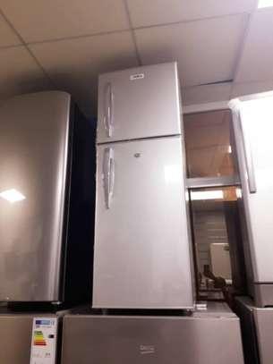 Réfrigérateur 2portes tec 22 silver image 1