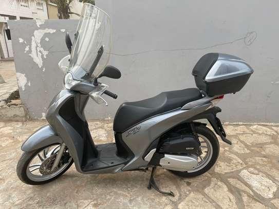 SH 150i new modèle image 5