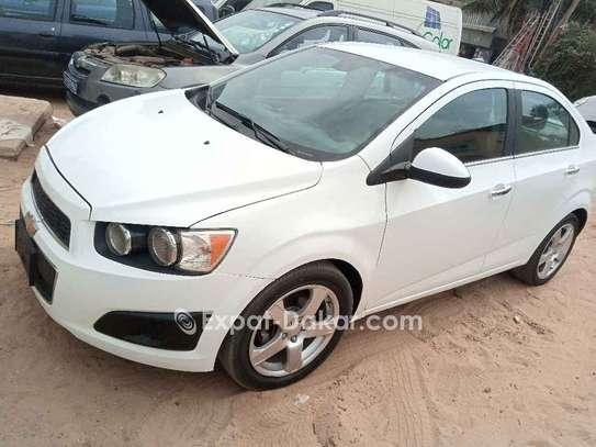 Chevrolet Sonic 2013 image 4