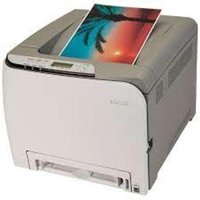 imprimante ricoh laser couleur neuve image 1