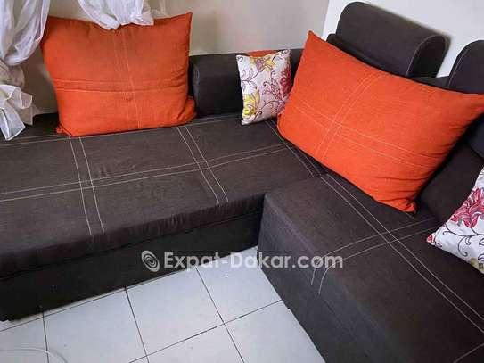Canapé 5 places image 1
