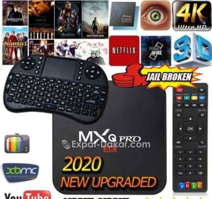 Box tv android10 +chaines image 1
