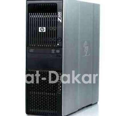Puissant PC workstation hp Z600 dual cpu image 2