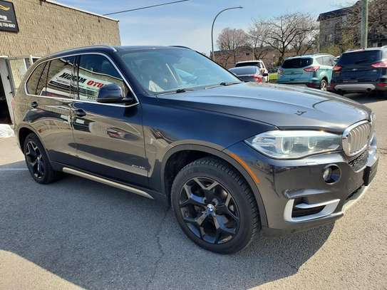 BMW X5 2014 xdrive 35i image 1