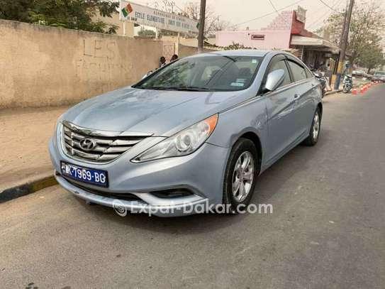 Hyundai Sonata 2011 image 5