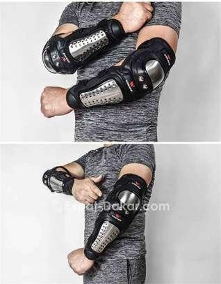 Protège genoux et coudes image 2