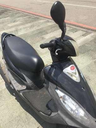 Kymco jockey 125cc image 3