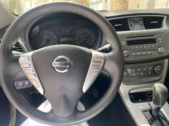 Nissan Sentra 2014 image 10