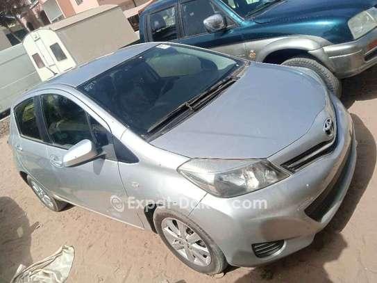 Toyota Yaris 2013 image 1