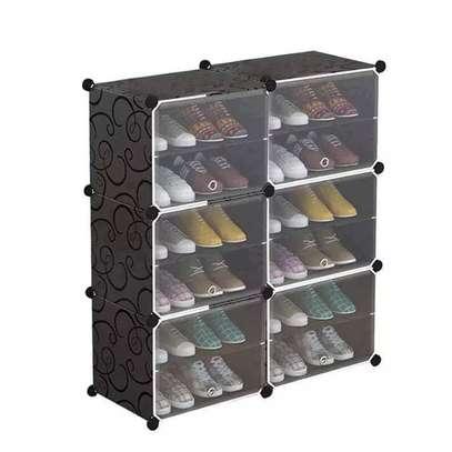 Rangement chaussure 6 cubes - 24 paires image 2