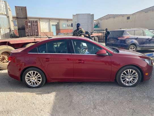 Chevrolet Cruze Automatique Essence 4Cylindres 1.4L image 2