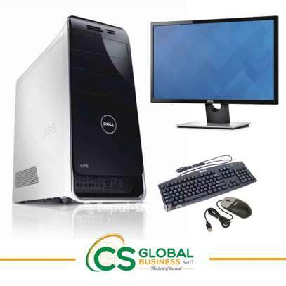 COMPLET DELL XPS 8300   I7 image 1